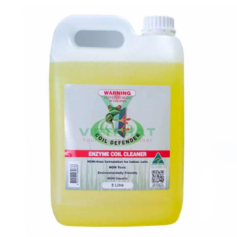 Enzyme Coil Cleaner