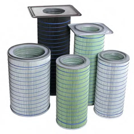HemiPleat® Retrofit Cartridge Filters