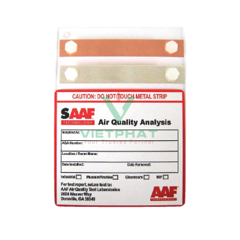 SAAF Reactivity Monitoring Coupons