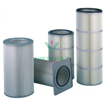 Ống lọc Cartridge Polyester phủ PTFE